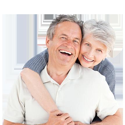 Frame Rentnerpaar
